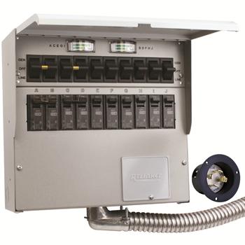 Reliance Transfer Switch - Reliance Controls